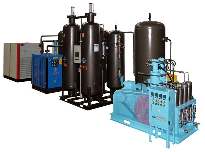 ZBO-全套氧气充瓶装置